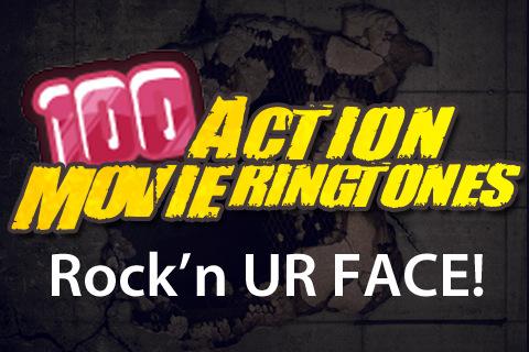 100 Action Movie Ringtones action and adventure movie
