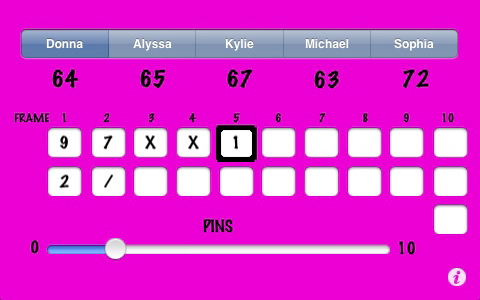 Bowling Score Calculator Images - Reverse Search