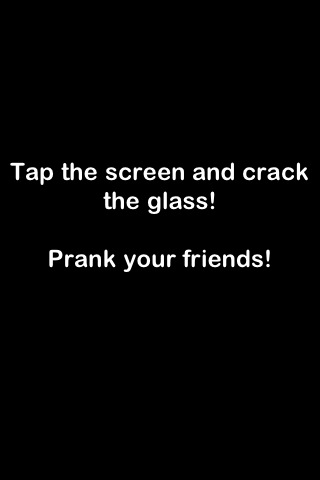 Broken Ipad Screen Prank