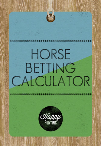 payout calculator horse betting