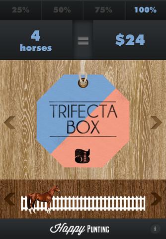 trifecta calculator cost