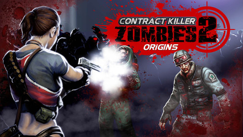 Contract Killer Zombies 2 1.0.0