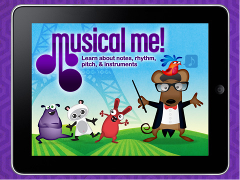 Musical Me! HD - by Duck Duck Moose 1.0