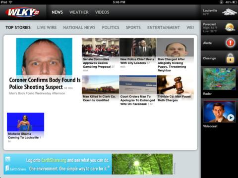Watch Tv Online Wlky Tv 32 Cbs Louisville Ky Live Summer