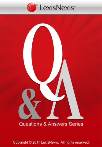 Law school q a series 1 7 app for ipad iphone tags lexisnexis law