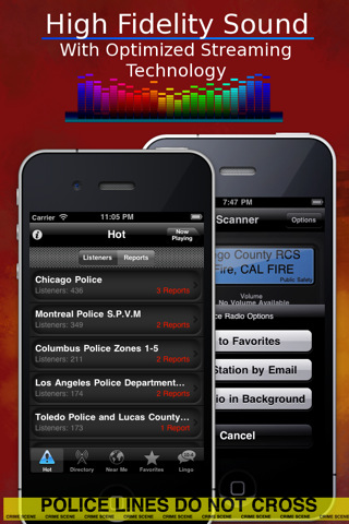 Police Scanner Radio (FREE)
