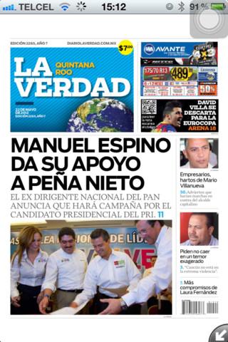 Diario La Verdad de Quintana Roo quintana roo price list