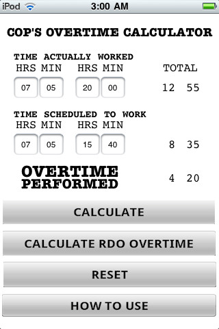 Best Overtime Calculator Ideas - Best Resume Examples For Your Job