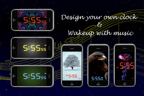 Download goodnite lite alarm clock night light iphone ipad ios