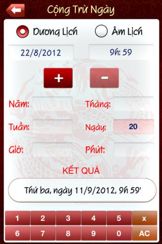 Download Lich Van Nien Xem Ngay Gio Tot Xau Lich Am Duong iPhone iPad