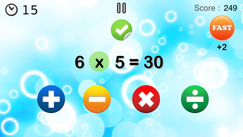 Math Champions - fun game for kids and grownups math games