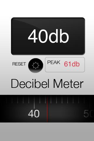 Download decibel meter - sound level meter iphone ipad ios