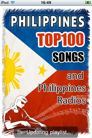 Philippines's Top 100 Songs & 100 Filipino Radio Stations (Video Collection) 1.0