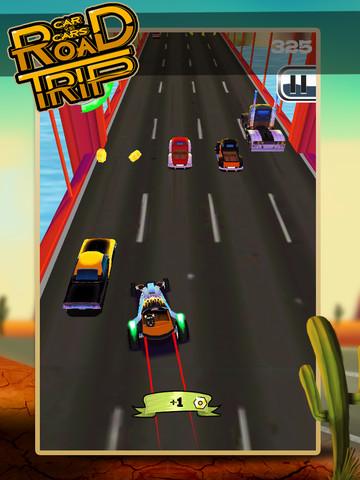 Road Trip HD - Car vs Cars