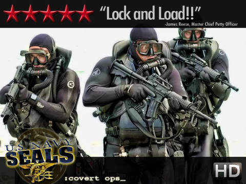 U.S. NAVY SEALS: Covert OPS