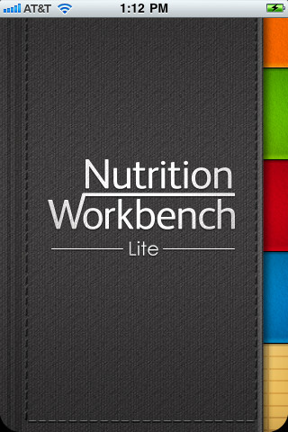Nutrition Workbench Lite seville workbench