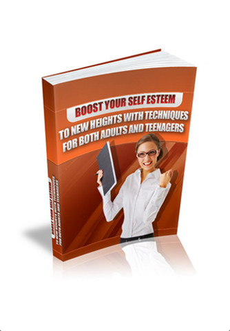 Boost Your Self Esteem To New Heights with Techniques for Both Adults and Teenagers teenagers mcr