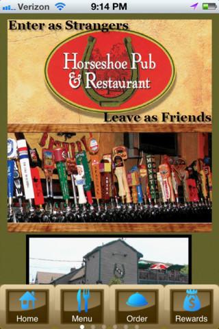 Horseshoe Pub & Restaurant horseshoe