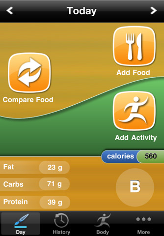 Compare Food: Good Food-Bad Food, food advisor & calorie tracker nicaraguan food