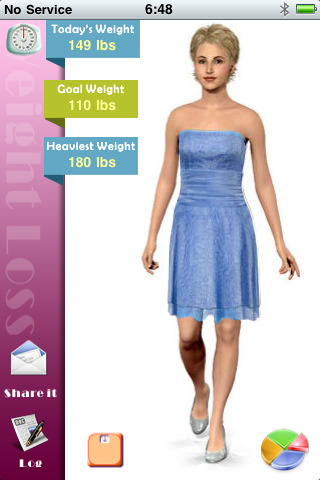 Weight Loss Stimulator 3D 3.3 App for iPad, iPhone - Healthcare ...
