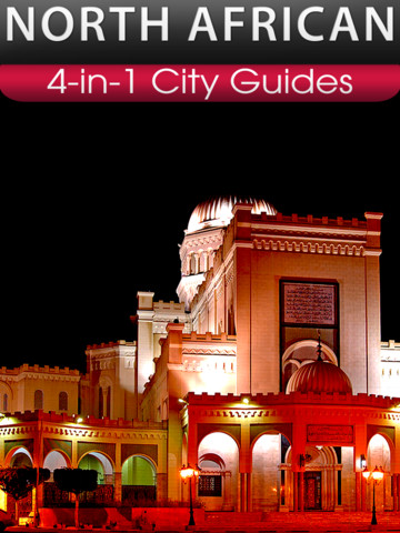 North African City Guides 4-n-1 by Feel Social 1.0