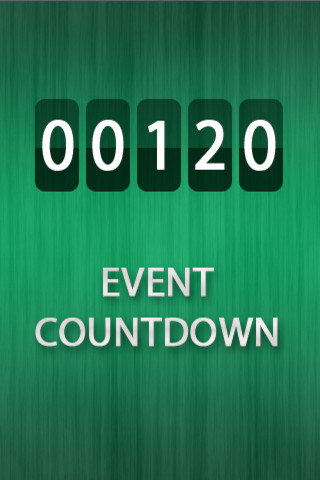Dating countdown