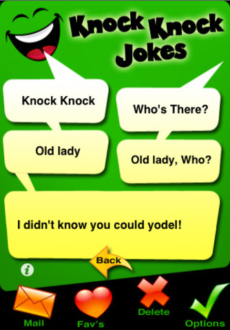 Funny 500 - Knock Knock Jokes 1.0 App for iPad, iPhone ...