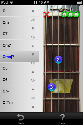 guitar basics for dummies app for ipad iphone music. Black Bedroom Furniture Sets. Home Design Ideas