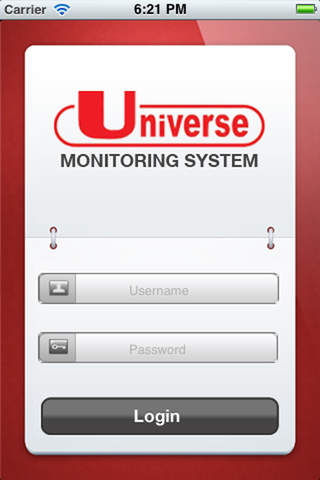 Universe Monitoring System wifi baby monitoring system