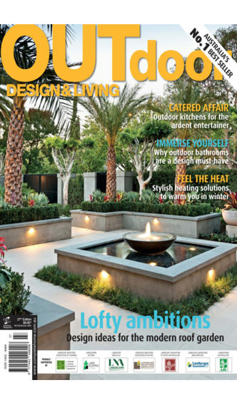 Outdoor Design & Living Magazine - Innovative Design and Construction for Outdoor outdoor theater system