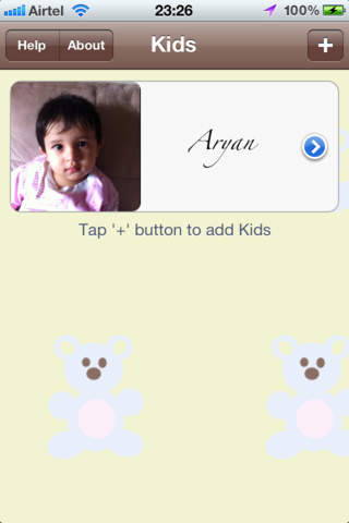 Baby Book App book cataloging app