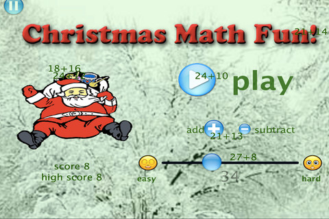 Christmas Math Fun! 01.11.28