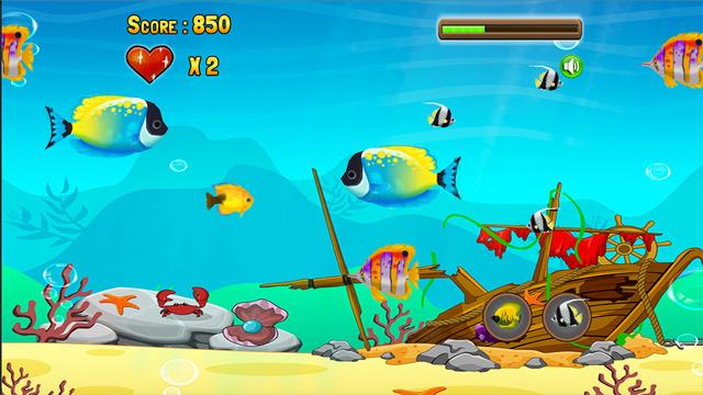 Fun Fish Eat Fish : Big Fish Simulator For Kids Games fish aquaria