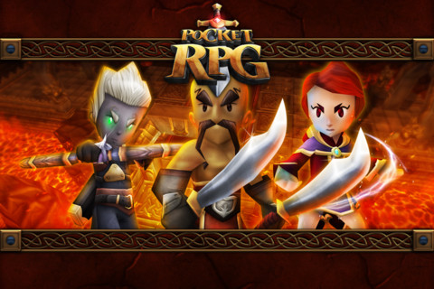 Pocket RPG iPhone Edition