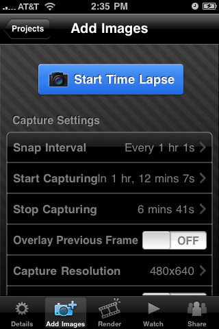 iTimeLapse Pro - Time Lapse videos time killers videos