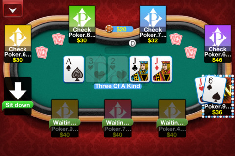 texas holdem poker play online