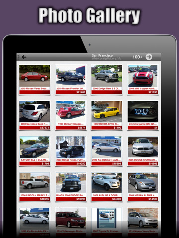 Craigslist Mobile Pro for iPhone