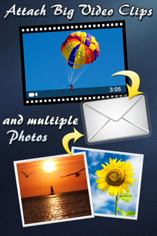Video Email (+ Photos) : Videos & Multiple Photo Sharing through Email spam email filtering