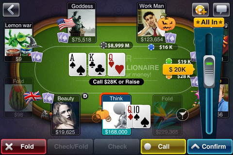 best free texas holdem app for ipad