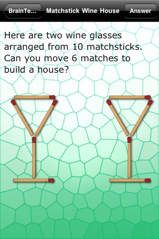 Brain Teasers! World's Best Logic Puzzles and Riddles 1.2.1
