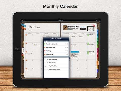 Planner Free - Tasks, Events & Notes