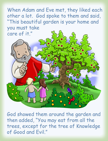 adam and eve   bible stories for children app for ipad