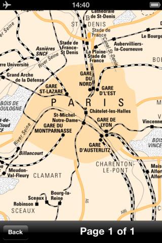 Paris Maps - Download Metro, Bus, Train Maps and Tourist Guides. offline maps download