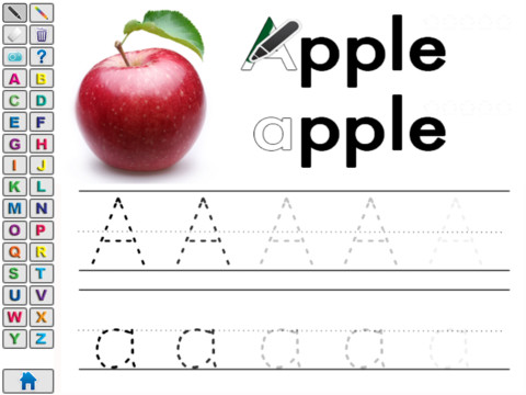 abc alphabet tracing magic words 1 0 abc alphabet tracing magic words ...