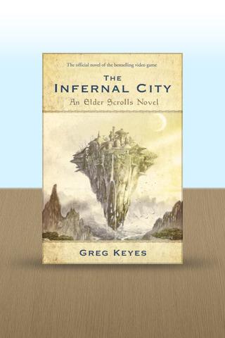 The Infernal City: An Elder Scrolls Novel by Greg Keyes diablo 3 infernal machine