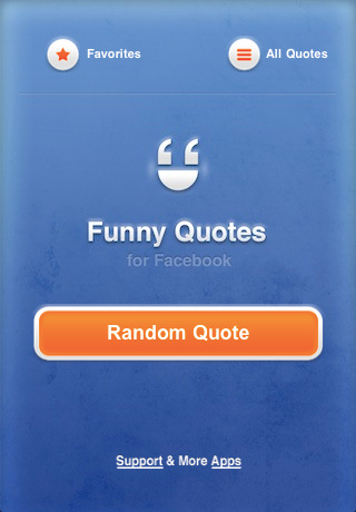 Funny Quotes For Facebook 1.1