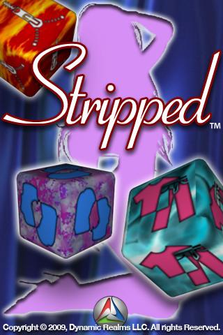 Strip poker directions