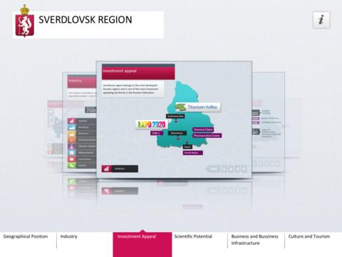 Sverdlovsk Region. Region Presentation. anatolia region