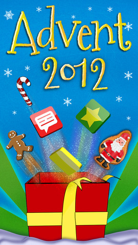Advent 2012: 25 Christmas Apps