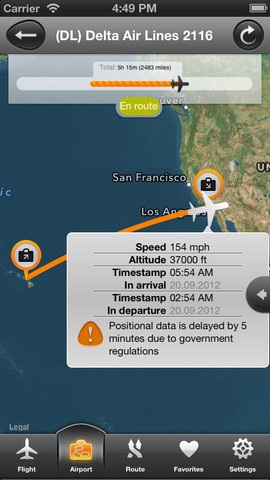 Airline Flight Status Check ► Flight Hero Free icelandair flight status